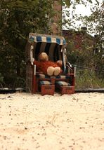 Alf genießt seine Sommerferien ..... IBUG 2013