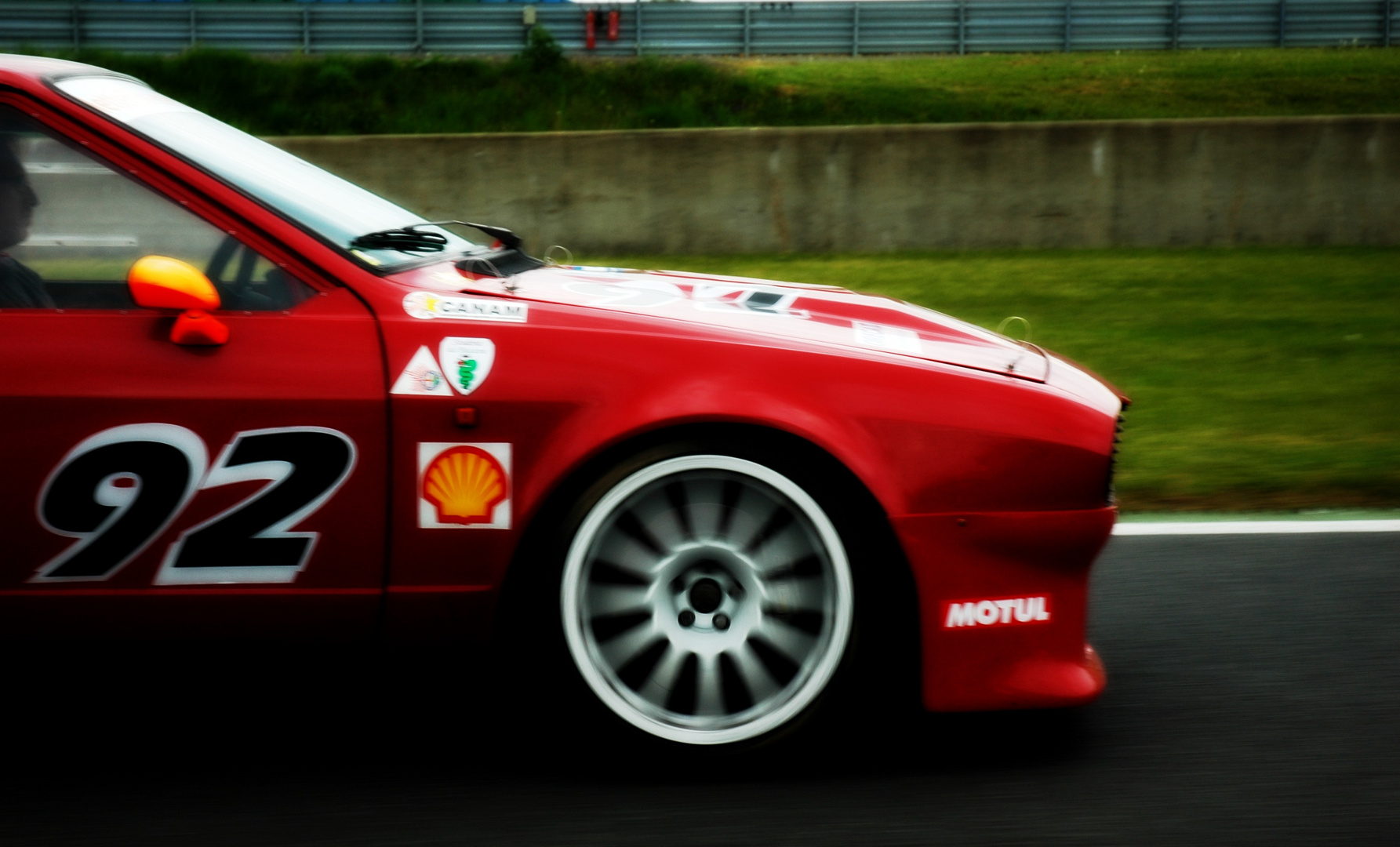 Alfa Classic Days - Magny Cours