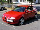 Alfa Romeo 147, am Morgen
