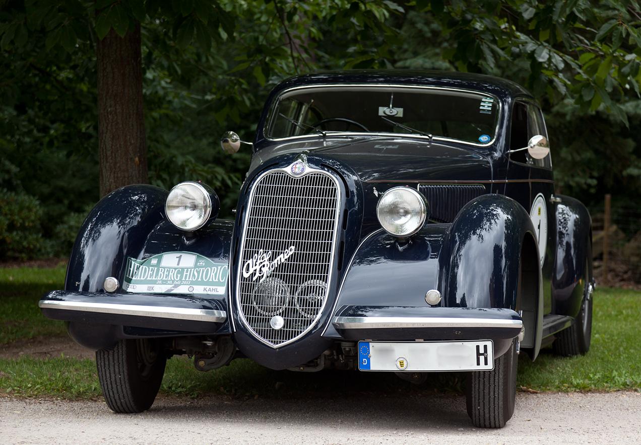 Alfa Romeo 6C 2300 Mille Miglia