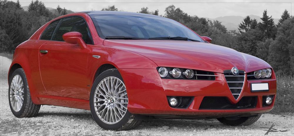 Alfa Romeo Brera 3.2 JTS