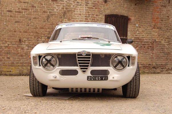 Alfa Romeo @ Classic days 2006