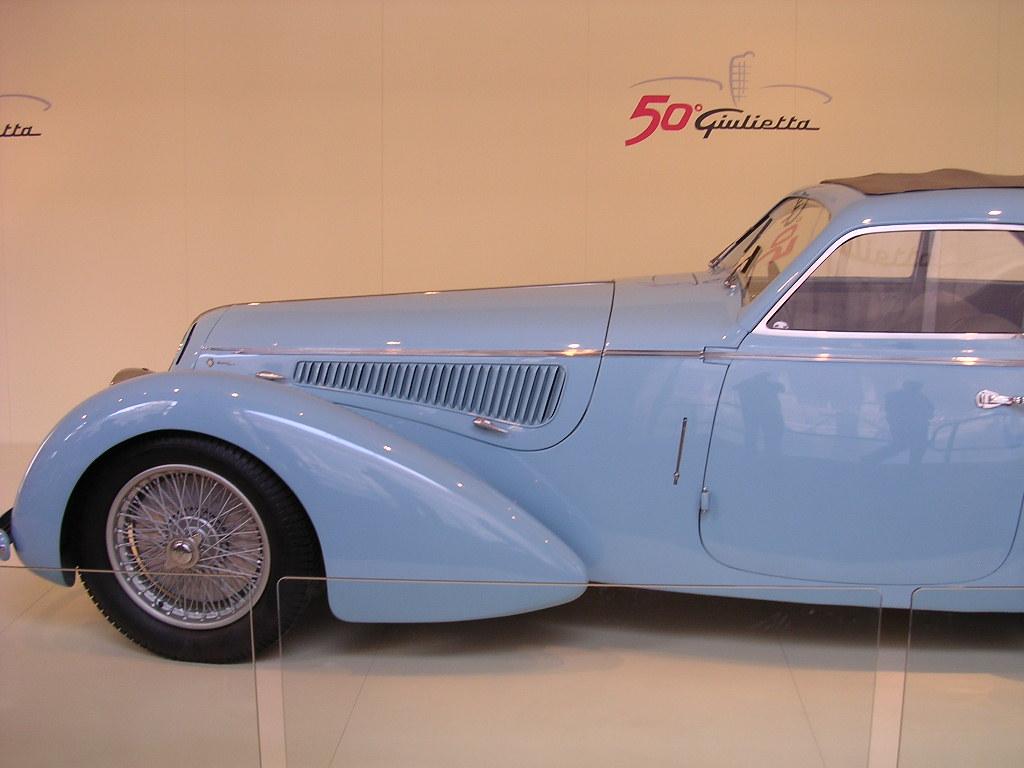 Alfa Romeo;
