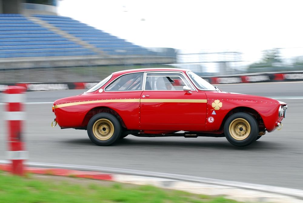 Alfa Romeo GT-A