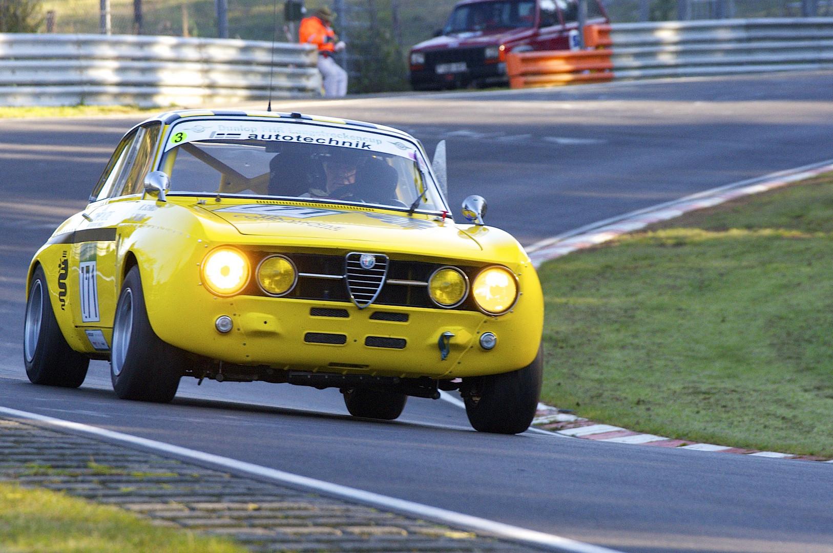 Alfa Romeo GTA Nürburgring 2011