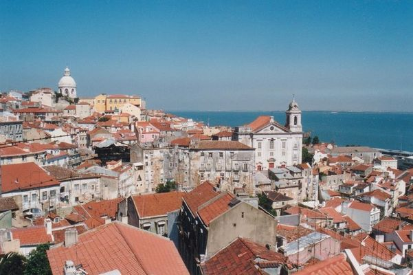 Alfama / Lissabon