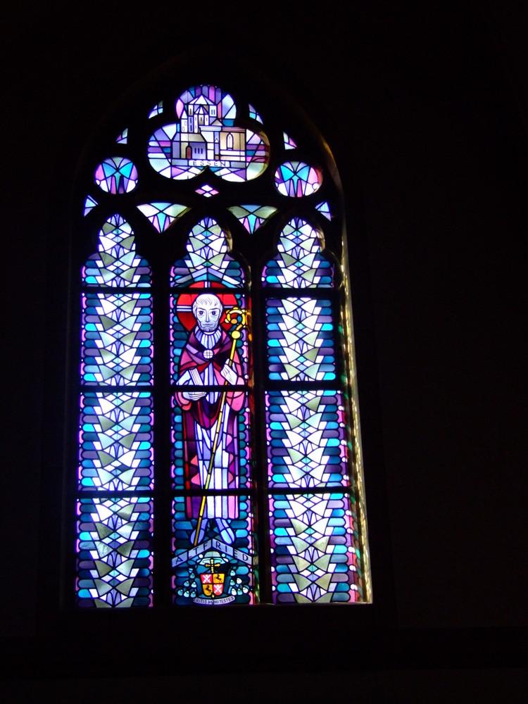 Alfried Kirchenfenster