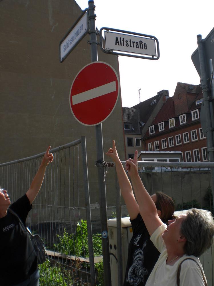 ALFstraße?
