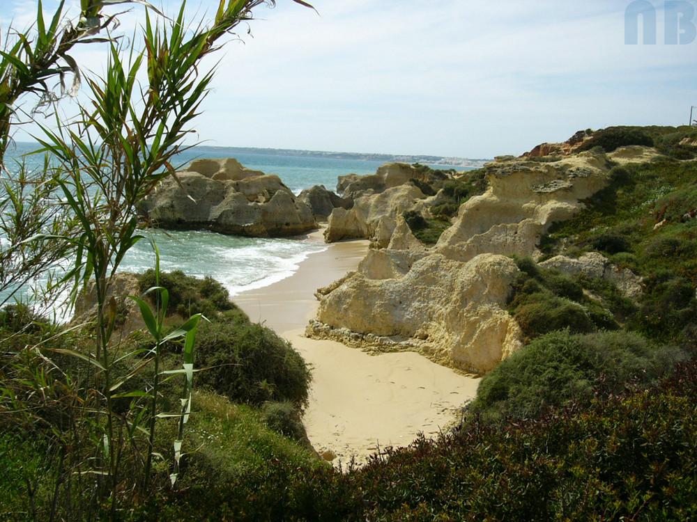 Algarve-Bucht