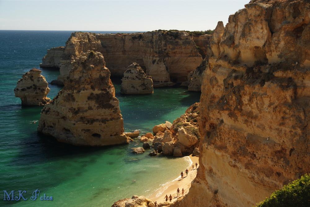 Algarve Steilkueste