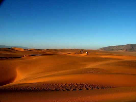 Algerien Gräberpiste