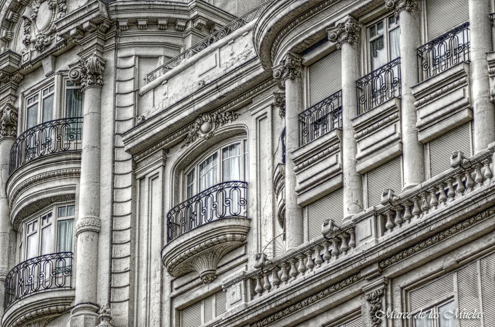 ...algunos balcones...