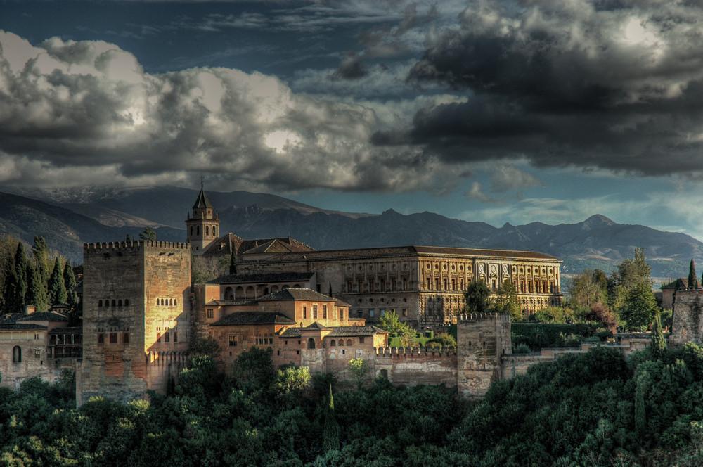 Alhambra de Granada (España)