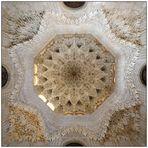 Alhambra: Decke im Löwenhof