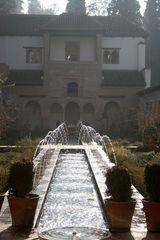 Alhambra - In den Gärten des Generalife