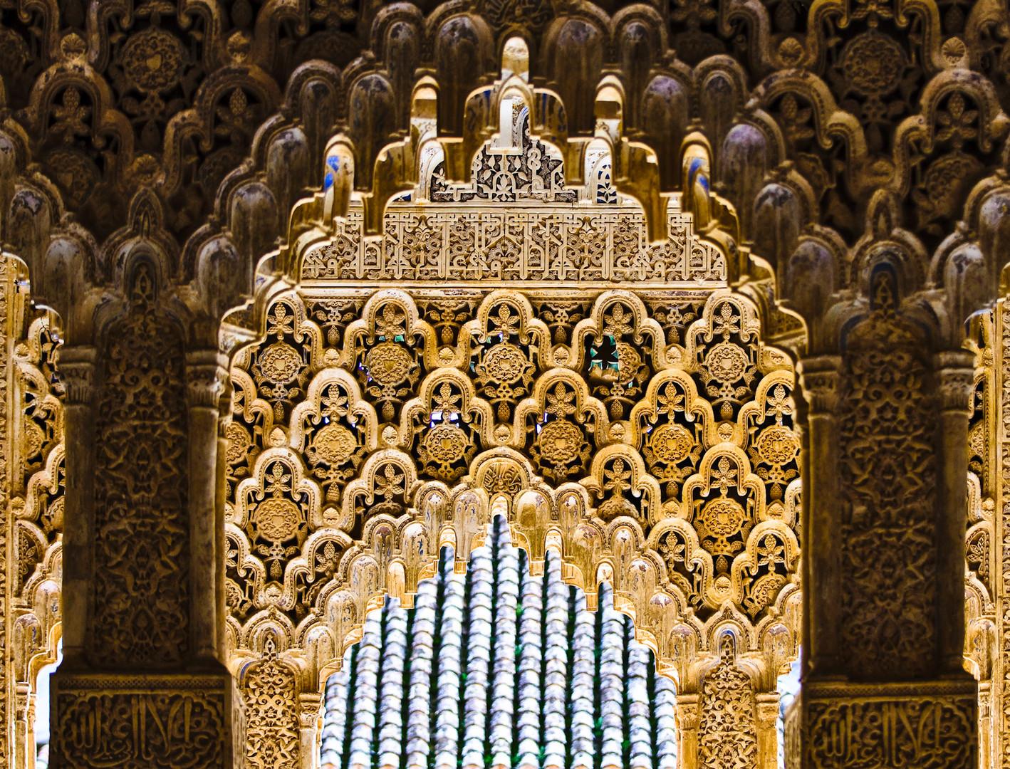 Alhambra in Granada (3)