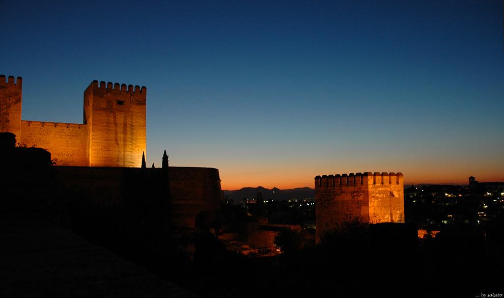 Alhambra La noche