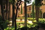 Alhambra - nasridischer Königspalast - Innenhof