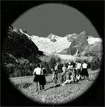 Alibek-Gletscher