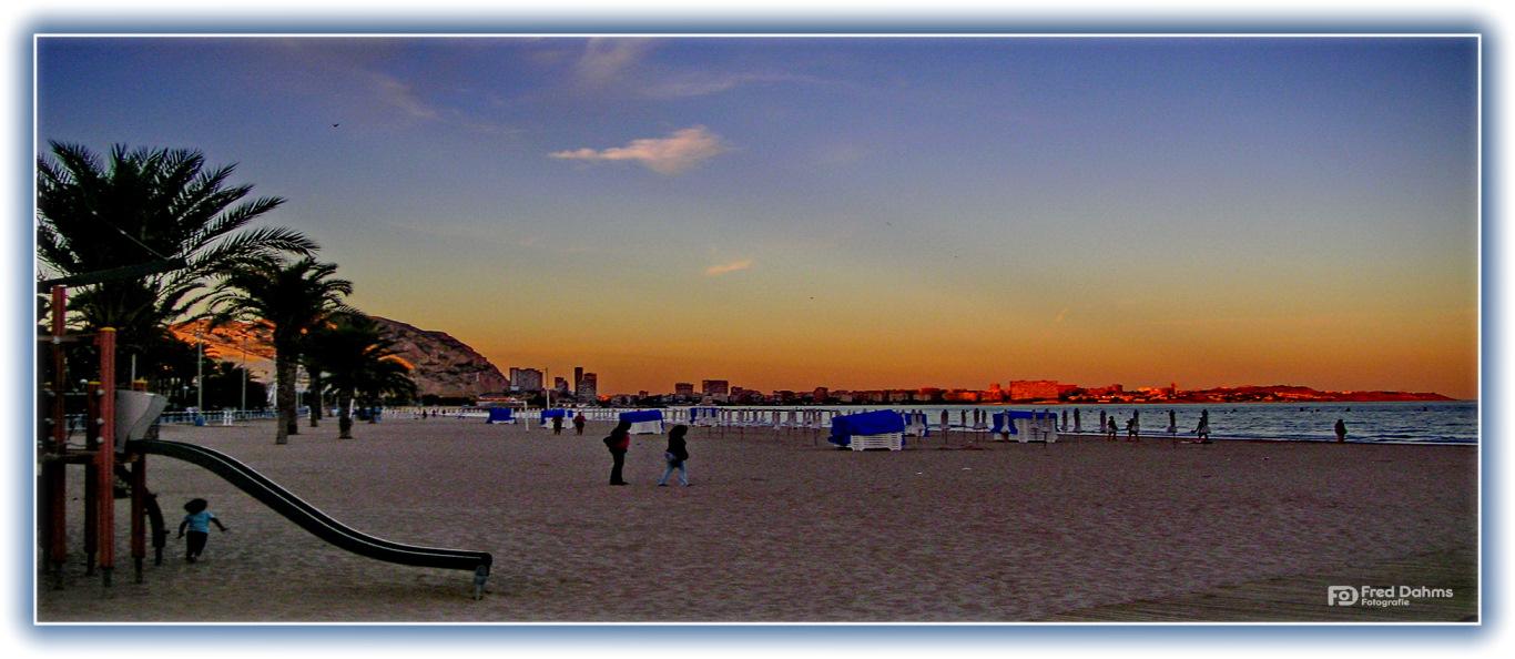 Alicante, Spanien