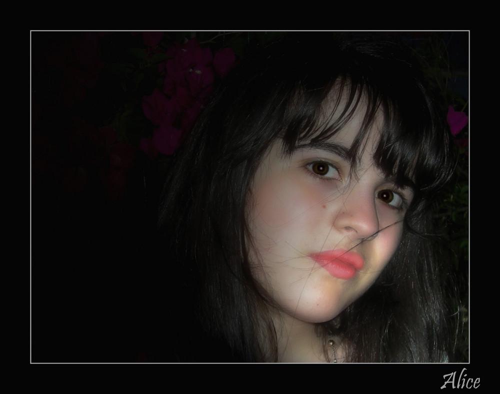 ...Alice...