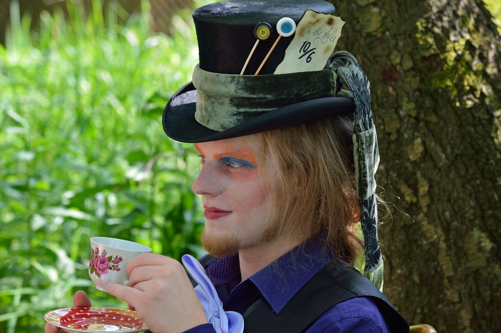 Alice in Wonderland – The Hatter