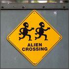 Alien crossing