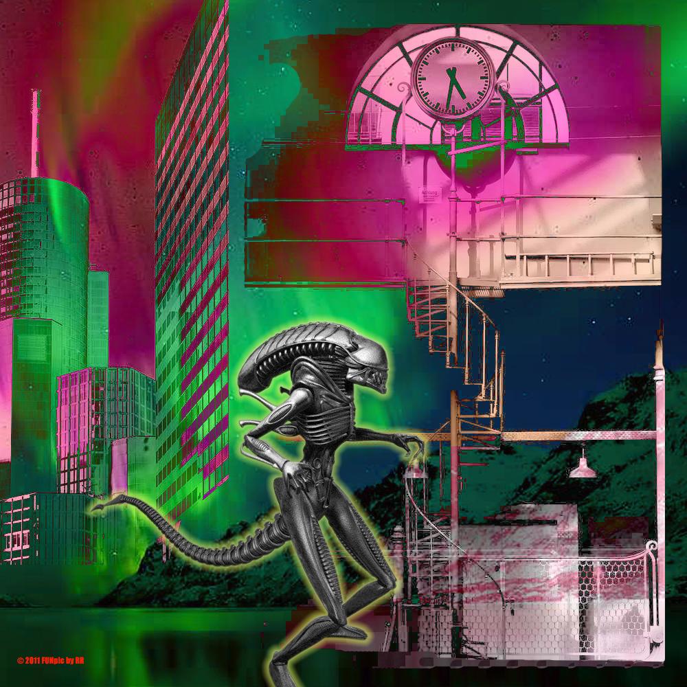 Alien One