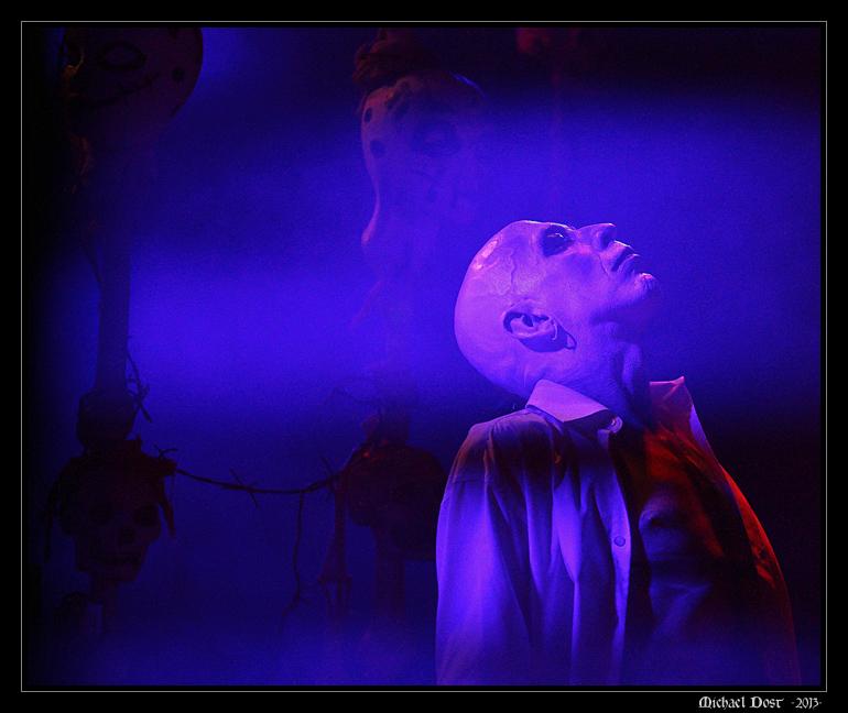 Alien Sex Fiend @ Amphi 2013