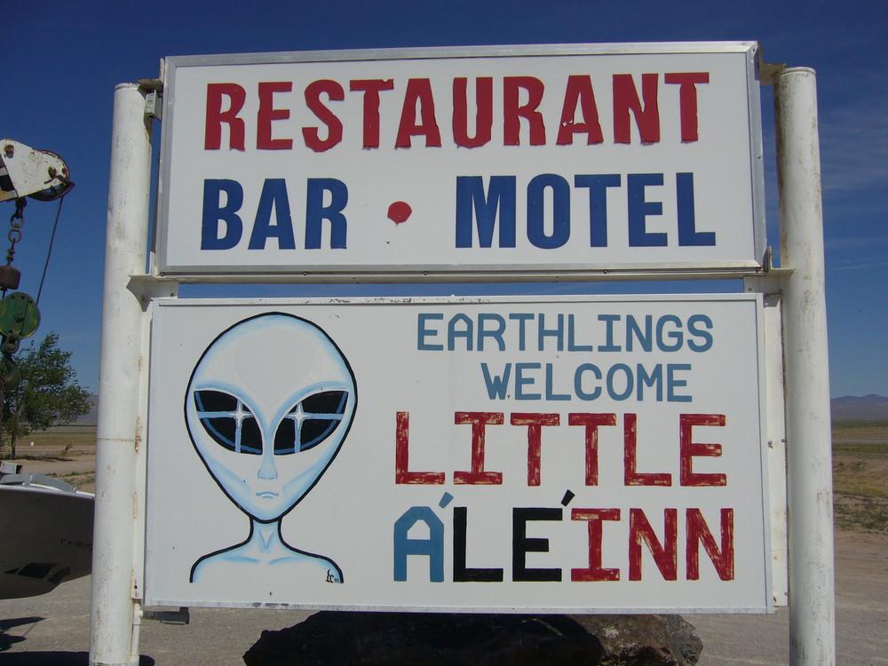 Aliens... gibt es sie doch ?