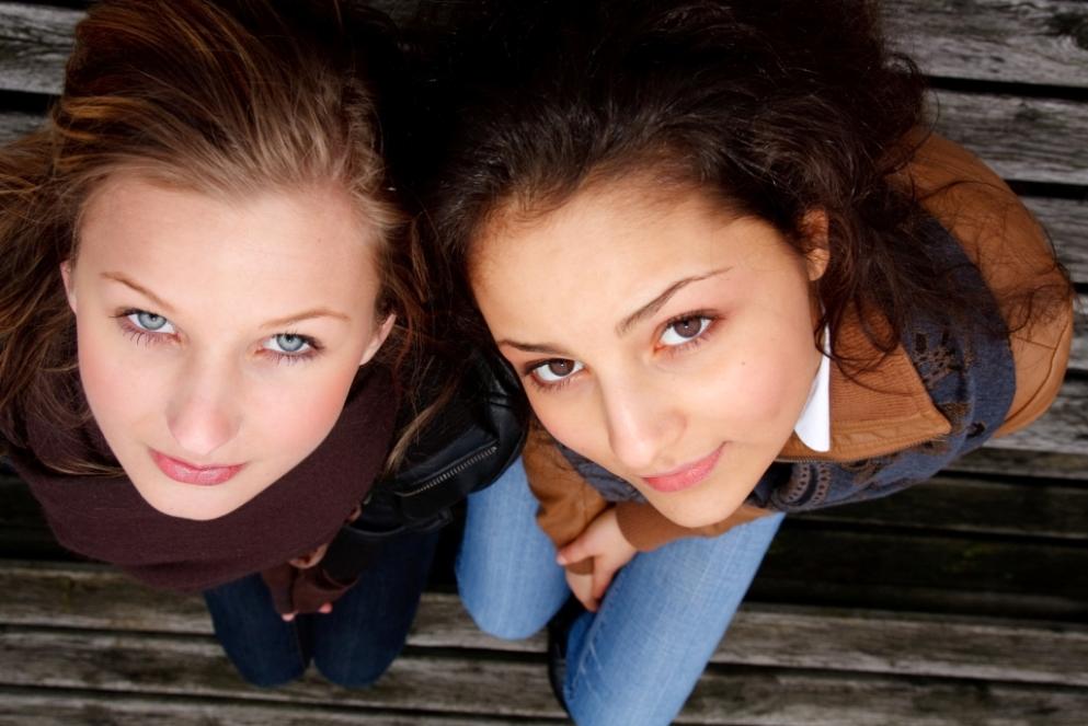 Alina und Lili (smile)