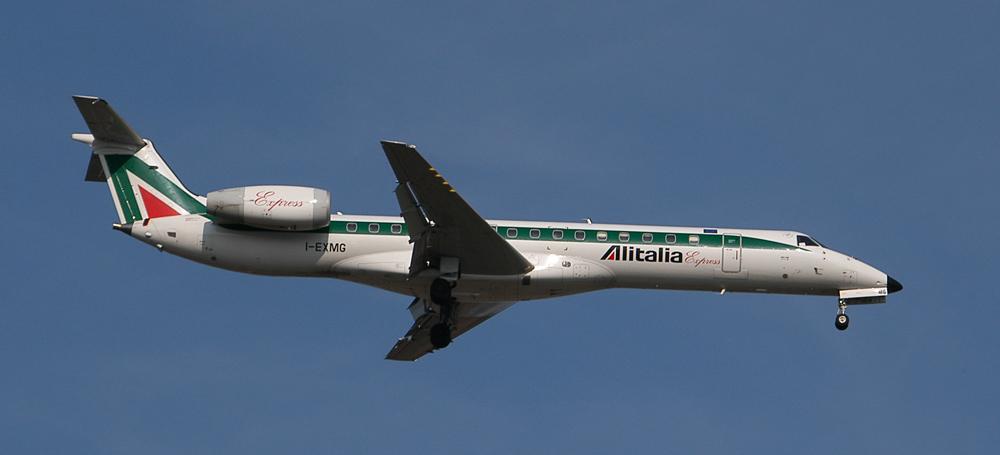 !Alitalia Express!