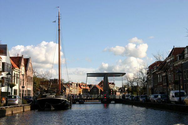Alkmaar - Grachtenfahrt