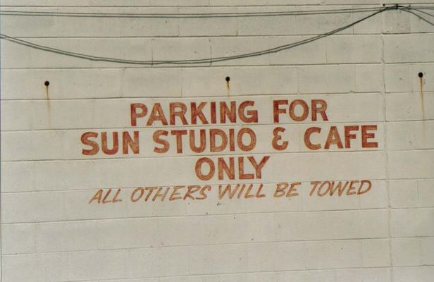 ...all others will be towed!!!