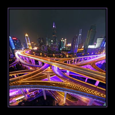 All roads lead to Shanghai...