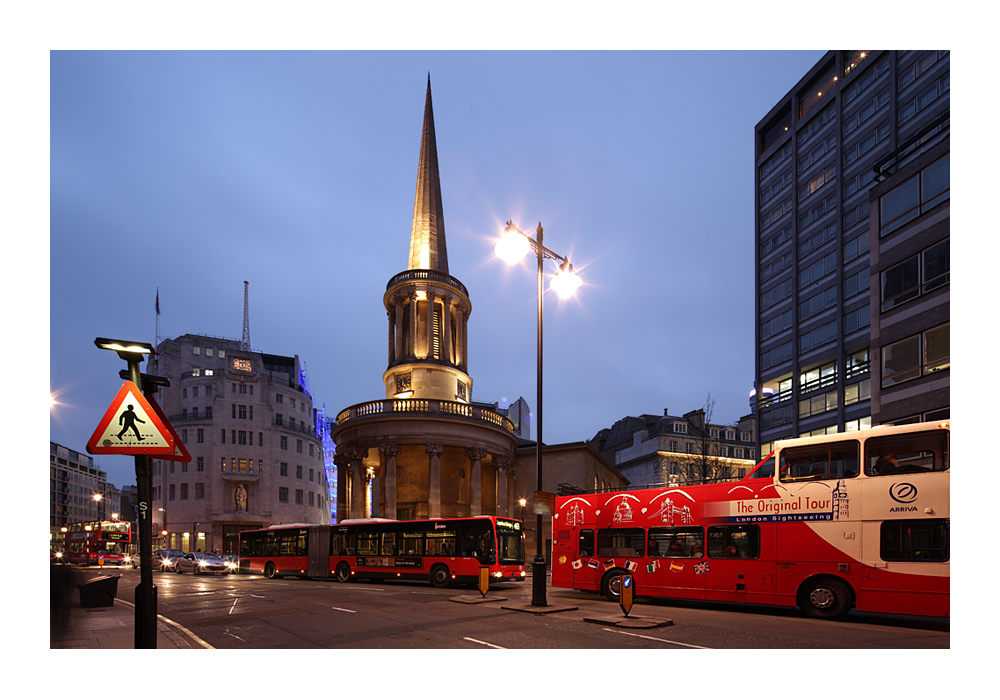 All Souls Church London