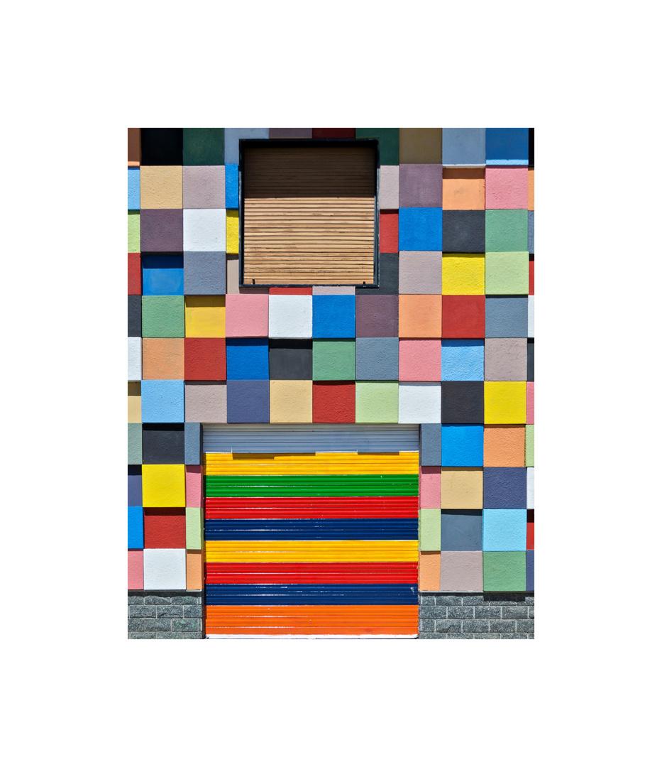 Alla Mondrian