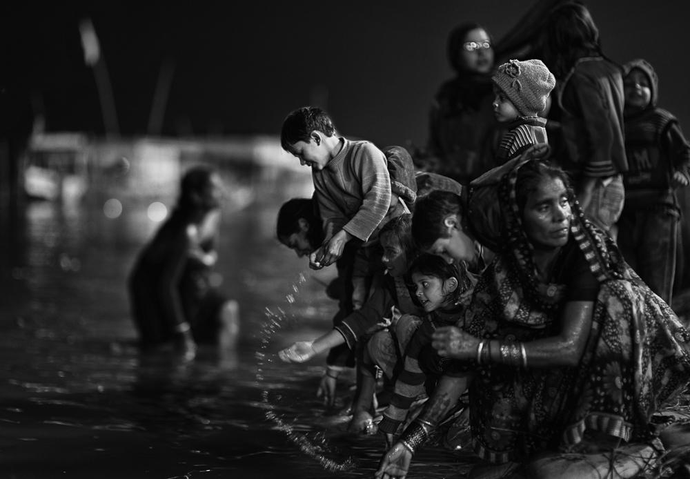 Alle Flüsse fliessen ins Meer ~ Kumbh Mela