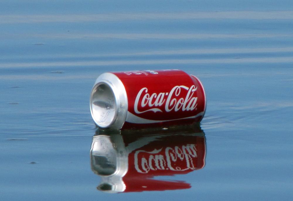 Alle meine Coladosen schwimmen auf dem See ...