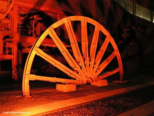 ... alle Räder stehen still - Zeche Zollverein ...