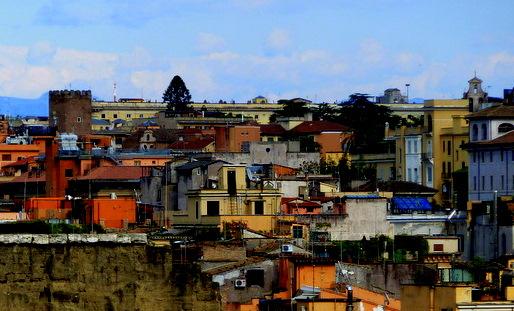 Alle Wege führen nach Rom.