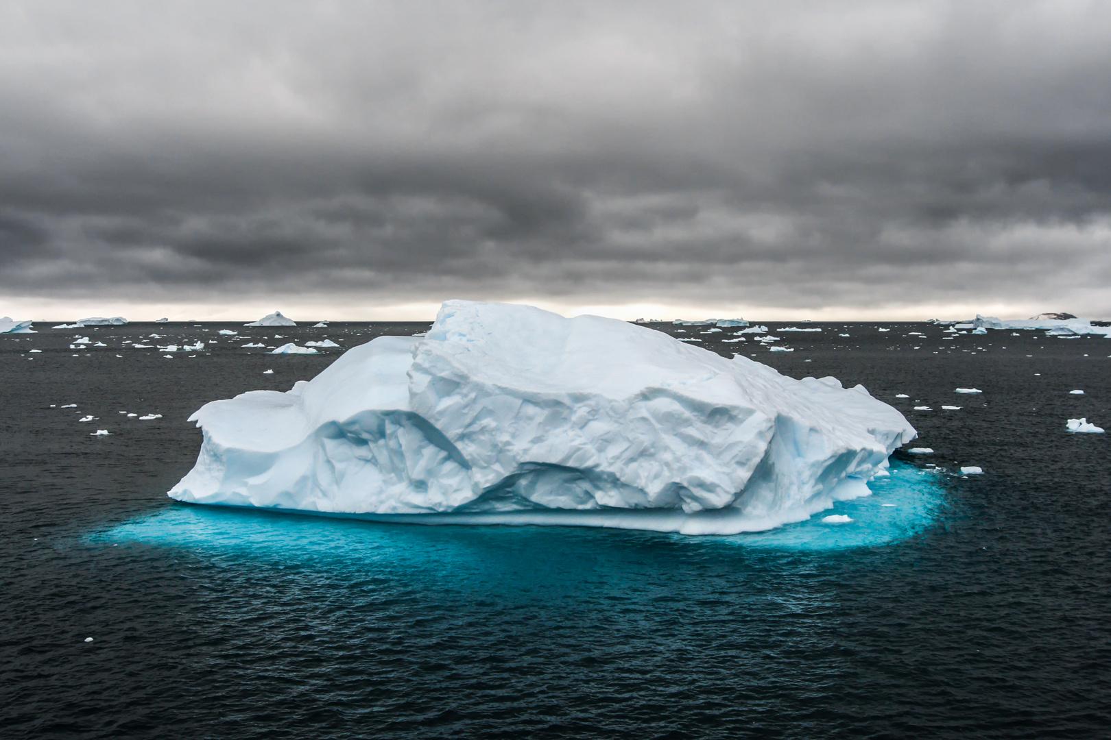 Allee der Eisberge