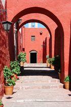 Allée du Monastère de Santa Catalina - Arequipa