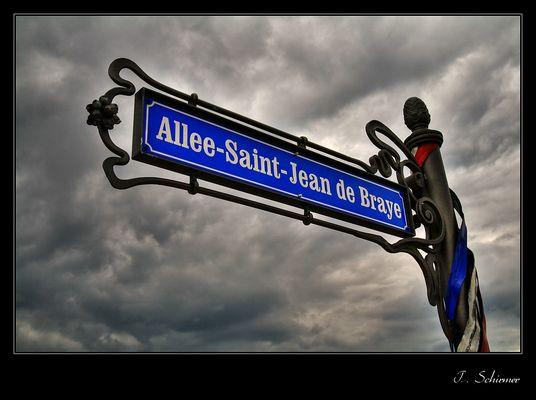 Allee-Saint-Jean de Braye