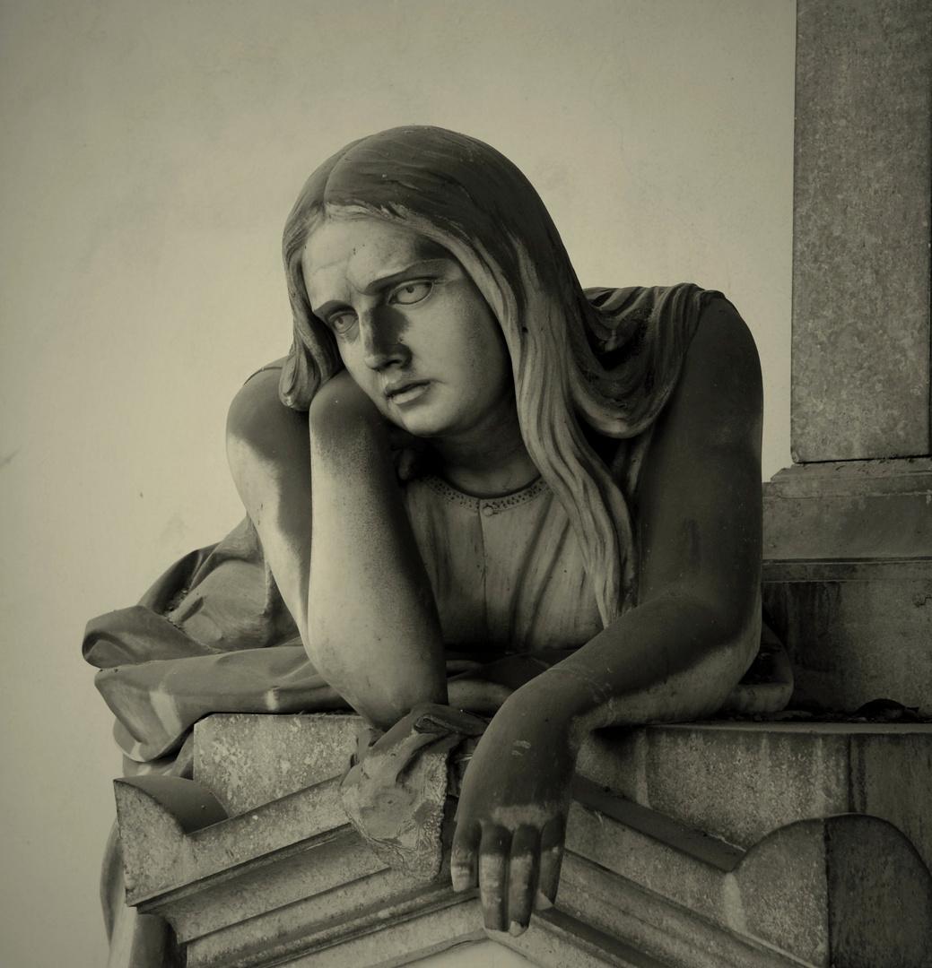 Allegorie der Trauer