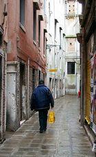 Allein in Venedig