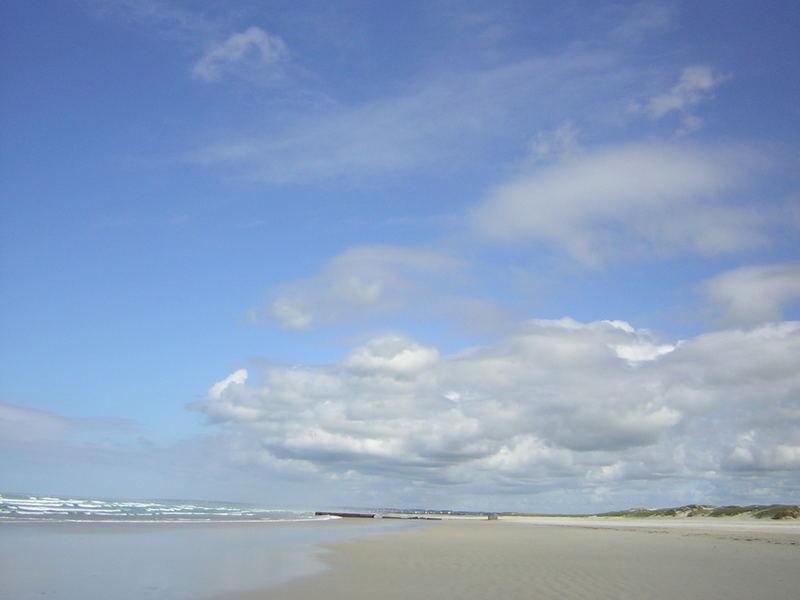 Allein mit dem Atlantik - In der Bretagne