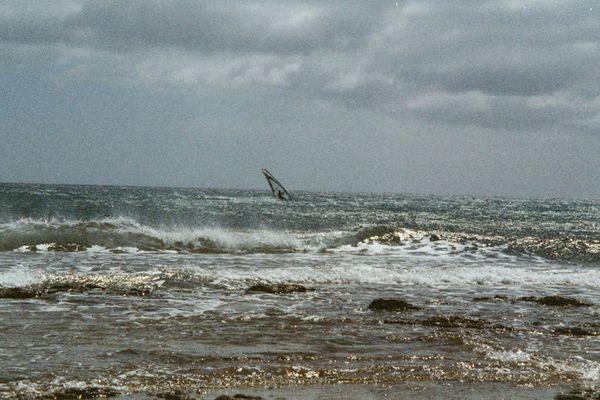 alleine gegen den wind