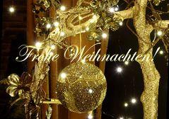 Allen ein frohes Weihnachtsfest!