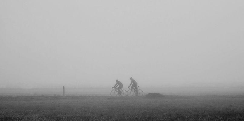 Allenamento nebbioso